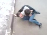 Драка (Махач) Дагестанец против армянина.Даг победила армяна