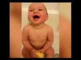 Детский смех можно слушать вечно!