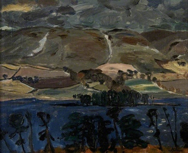 Уильям Джордж Гиллис, William George Gillies (1898–1973)