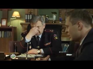 Сергей Кошонин и Андрей Гульнев в сериале Невский