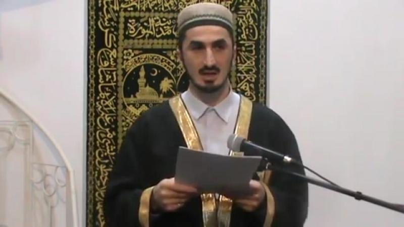 Ислам-хаджи Меджидов.О том, что нас ожидает после воскрешения. 1-часть
