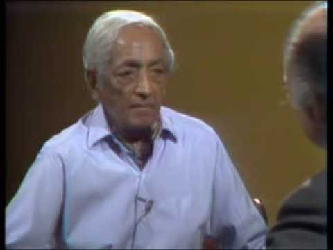 J. Krishnamurti - San Diego 1974 - Conversation 12 - Love, sex and pleasure