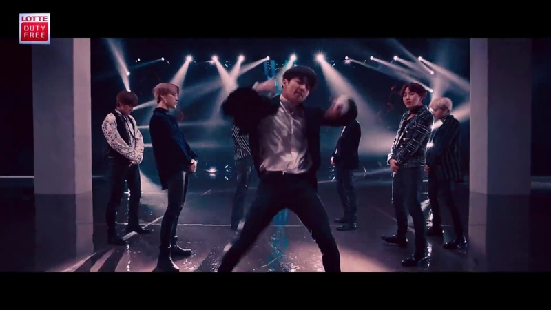 [ENG SUB] BTS LOTTE DUTY FREE CF - Vcr Lotte Family concert 180622