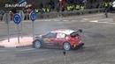 WRC RACC Catalunya 2018 [HD] - BIG SHOW LOT OF MISTAKES!!