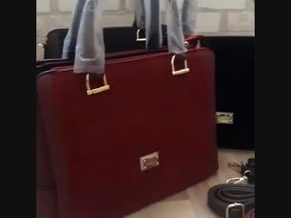 Замшевая сумочка эксклюзив