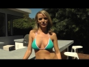 Poolside with adult film star Pristine Edge
