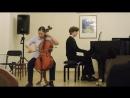 25.04.18 Allegro Appassionata Op.43 by Saint-Saëns