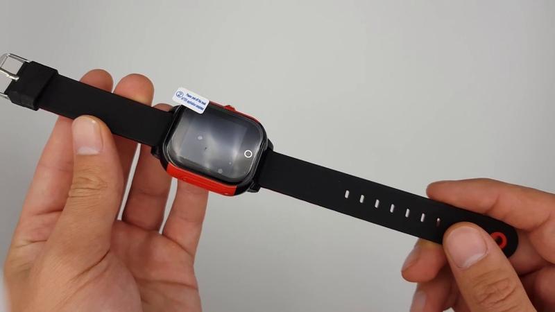 Водонепроницаемые детские часы с GPS Denco Baby Watch W12 2018 ГОДА