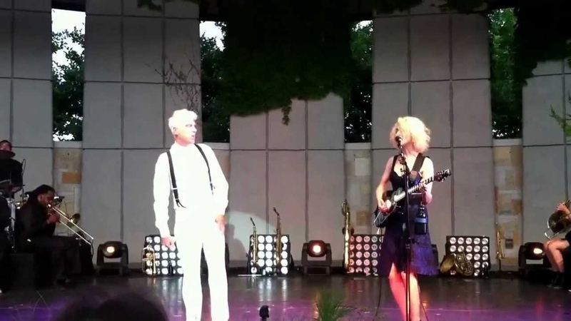 This Must Be The Place David Byrne St Vincent Meijer Gardens July 7 2013