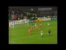 Отборочный матч чемпионата Европы 2000 Ирландия Турция