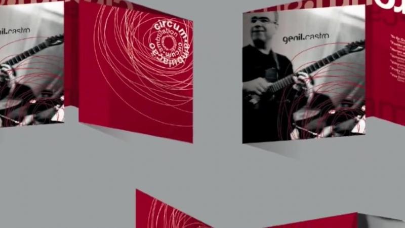 Genil Castro Jazz Guitar and More Circum Ambulation album