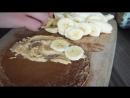 Вкусные блинчики с арахисовой пастой от Vanille
