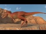 Dino Damage - T-rex Animation