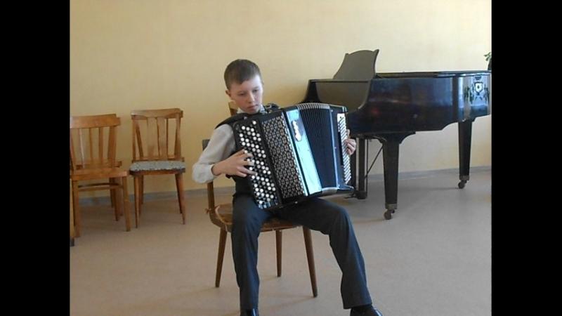 Александр Антипенко,13 лет, Вяртсиля. Ю.Гаврилов Лиса-попрошайка