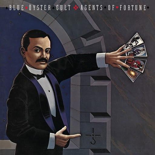 Blue Öyster Cult альбом Agents Of Fortune