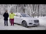 2018 Bentley Bentayga Diesel - БОЛЬШОЙ ТЕСТ ДРАЙВ