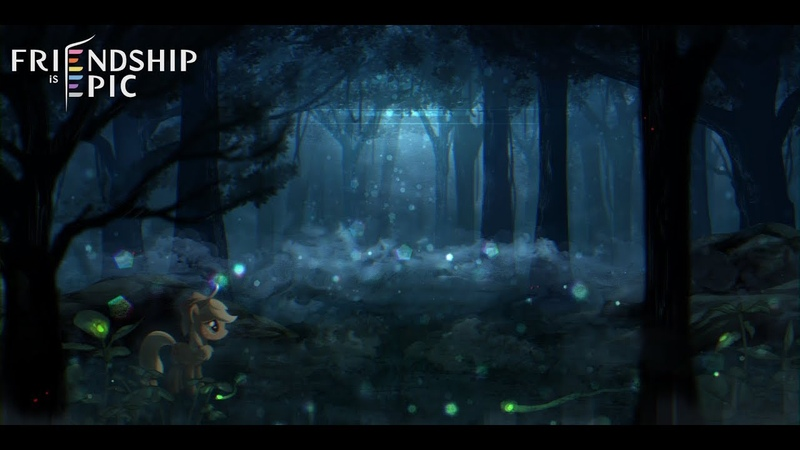 [Friendship is Epic BGM] Jyc Row - Deep Forest (Stage 1-2)