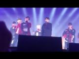 Wanna One - Last Christmas @ Fancon 171215