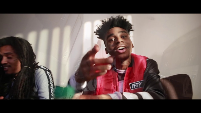 Lil Dude - Drill Time ft. Goonew (Official Video)