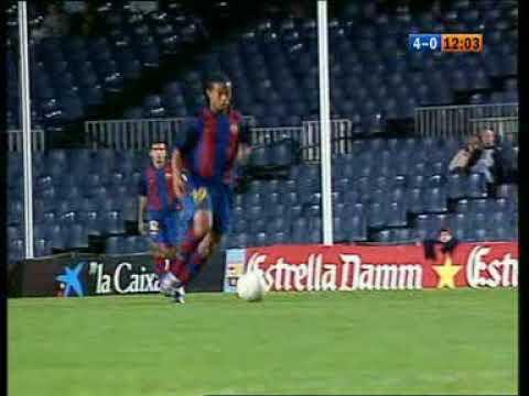 Ronaldinho_Goals_for_Barcelona 18 Ronaldinho Puchov 03 04 3