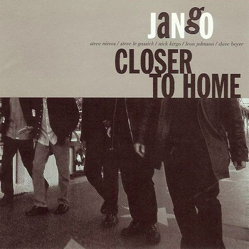 Джанго альбом Closer to Home