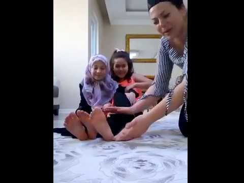 Ayak gıdıklama challenge part 5 son 🙅‍♀️ foot worship