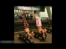 CRAZY STRONG FEMALE FITNESS MOMENTS 2017 - Strength , Flexibility Aesthetic