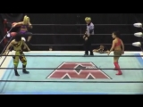 Pro Wrestling WAVE Young OH! OH!: Adult Ceremony 2018 (2018.01.08)