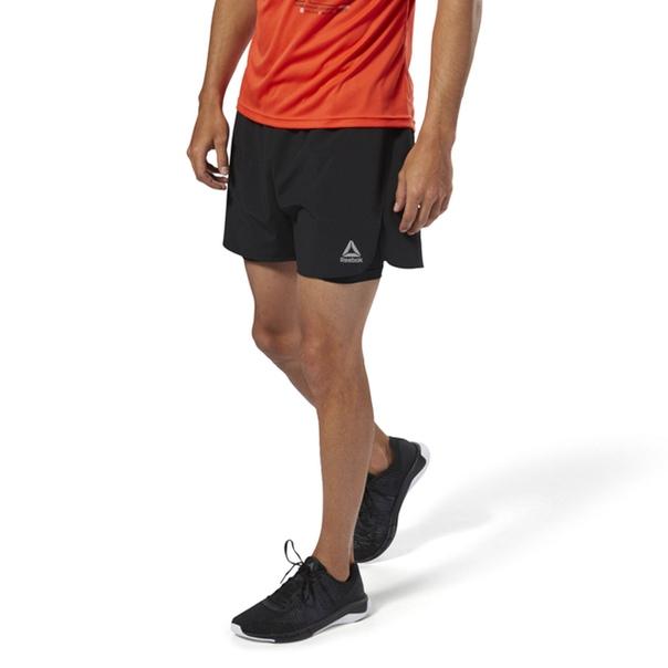 Спортивные шорты Running 2 в 1