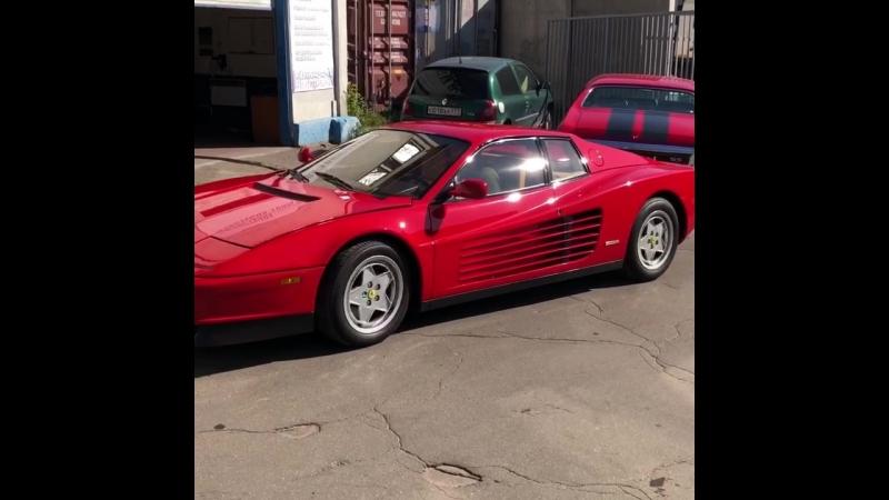 Ferrari testarossa 1989 г в