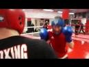 Парни готовятся к турниру 9 мая - Кикбоксинг -Спортивный Центр РОСИЧ