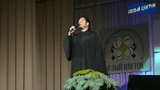 Выступление иеромонаха Фотия на Концерте