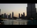 Дубай. Фонтан. 2