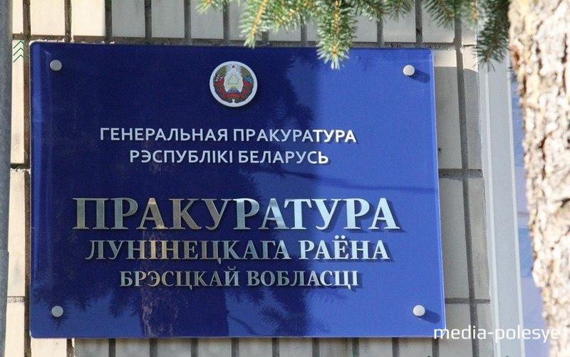 В Лунинце осудили жителя Ольшан, допустившего ДТП с погибшим