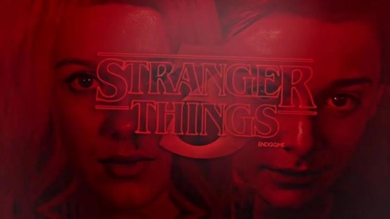 Stranger Things 3 season ( fan trailer)
