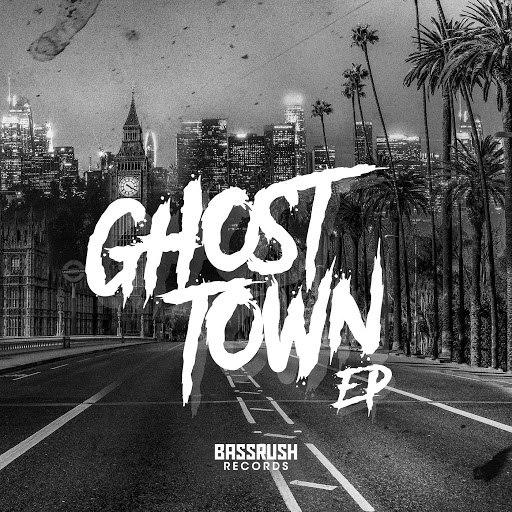 Caspa альбом Ghost Town EP