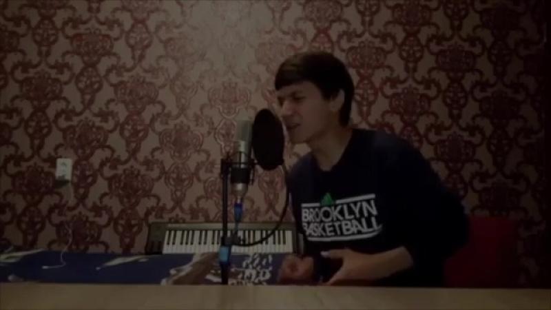 [v-s.mobi]Акмаль Холходжаев - Окутала меня Половина меня Узбек поет КЛИП.mp4