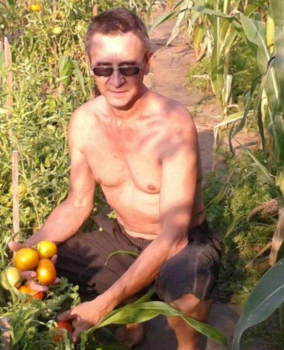 Игорь Русанов, 2014, 57 лет