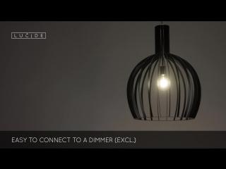 Подвесной светильник Lucide Mikaela 73400-01-30 (LCD_73400_01_30)