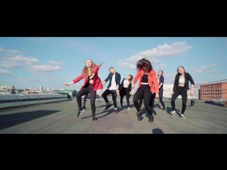 Dancehall choreo by Olya BamBitta//Влад Хош & Интонация - Просто вдохнуть //Dance about love