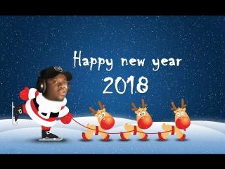BIG SHAQ - HAPPY NEW 2018 YEAR