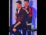 Nate and Daniel Gilles on Bloodynightcon 2018