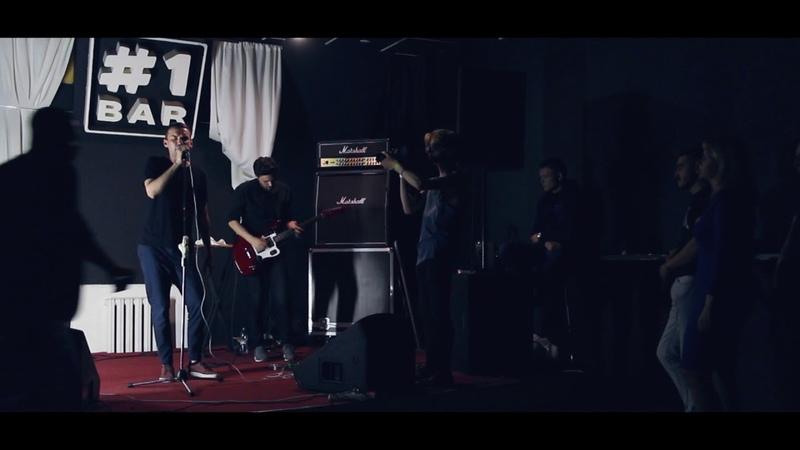 KONEV - слабая live in «ПЕРВЫЙ БАР» Оренбург 18.05.2018
