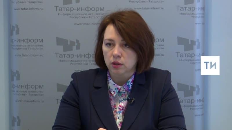 ИА Татар информ Интервью с Эндже Мухаметгалиевой 27 11 18