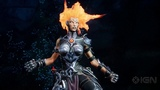 Darksiders III - Enter the Flame Hollow