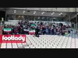 В Иране пустили женщин на футбольный матч. Впервые с 1979 года