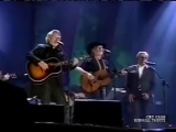 Willie Nelson, Kris Kristofferson &amp George Jones - Big River CMT Tribute To Johnny Cash (10.11.2003)