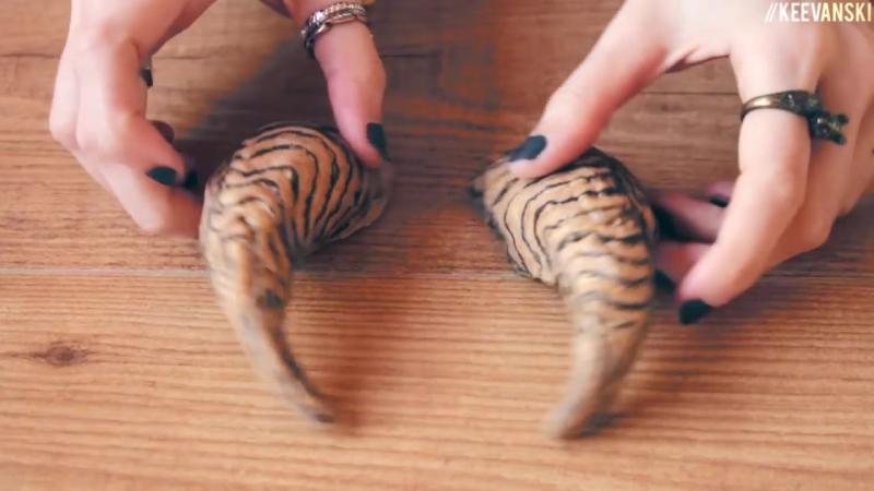 DIY Cuernos-Horns ·Worbla Cosplay Tutorial · How To Make Devil Horns · Cómo hacer cuernos de Demonio
