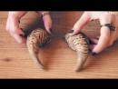 DIY Cuernos Horns ·Worbla Cosplay Tutorial · How To Make Devil Horns · Cómo hacer cuernos de Demonio