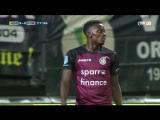 Чемпионат Голландии 2018-19 3 тур АДО Ден Хааг - Фортуна 2 тайм